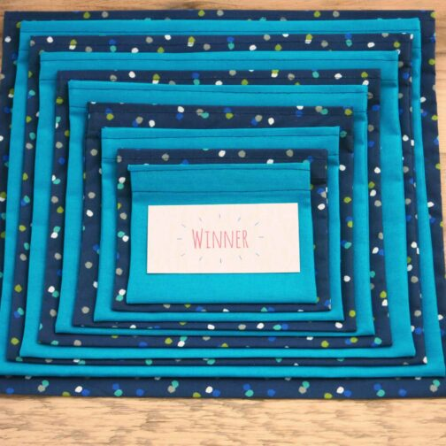 Blue Spotty – Ready Made Pass the Parcel