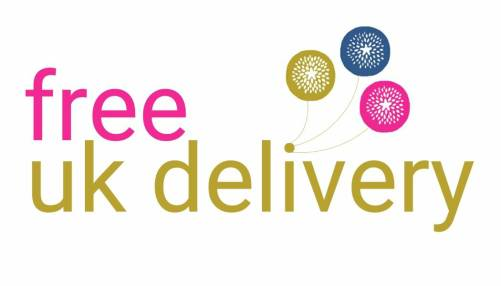 Free UK delivery banner