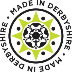The Made in Derbyshire logo